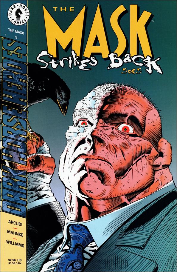 Mask (1995) 5-A by Dark Horse
