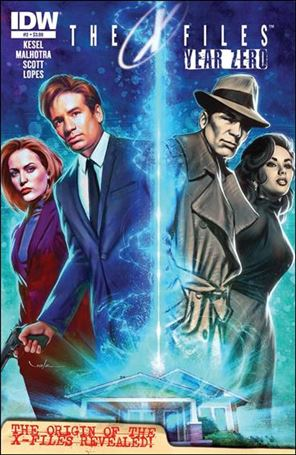 X-Files: Year Zero 2-A