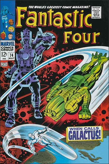 Fantastic Four (1961) 74-A by Marvel