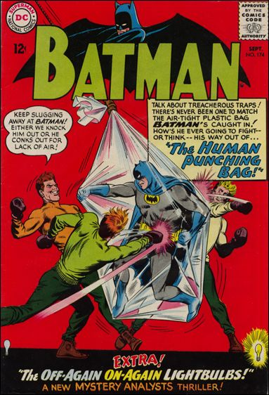 Batman (1940) 174-A by DC