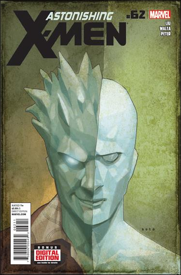 Astonishing X-Men (2004) 62-A by Marvel