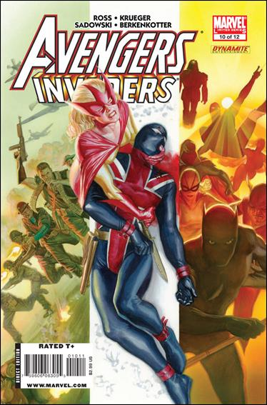 Avengers/Invaders 10-A by Marvel