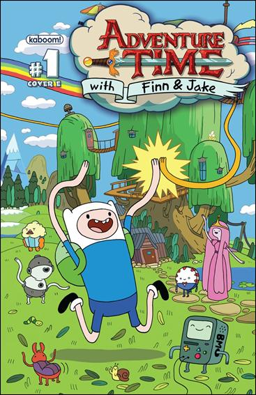 Adventure Time 1-E by Kaboom!