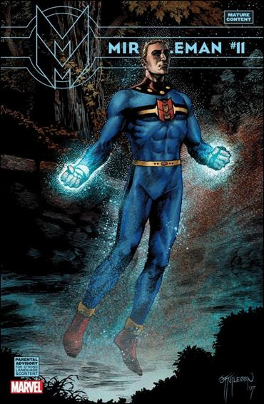 Miracleman (2014) 11-B by Marvel