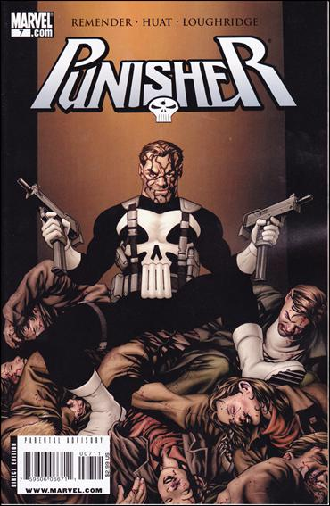 Punisher (2009) 7-A by Marvel