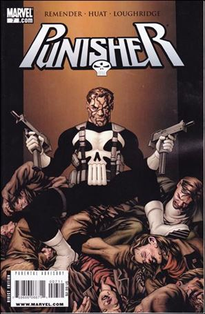 Punisher (2009) 7-A