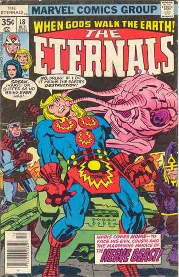 Eternals (1976) 18-A by Marvel