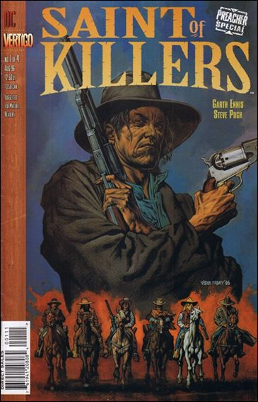 Preacher Special: Saint of Killers 1-A by Vertigo