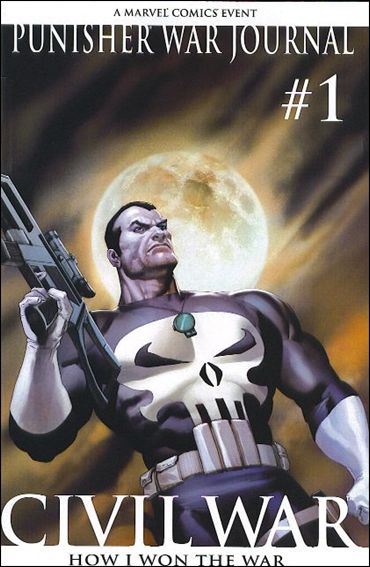 Punisher War Journal (2006) 1-C by Marvel