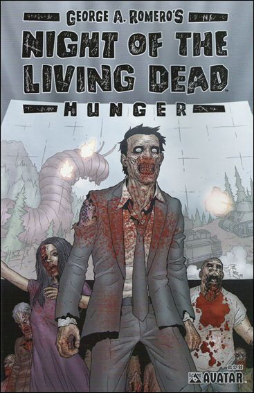 Night of the Living Dead: Hunger 1-A by Avatar Press