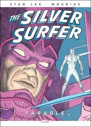 Silver Surfer: Parable nn-B