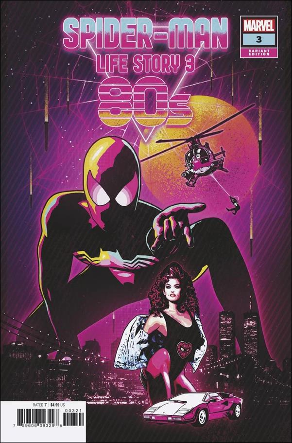 Spider-Man: Life Story 3-B by Marvel