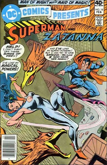 DC Comics Presents (1978) 18-A by DC