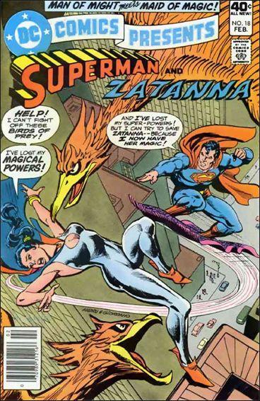 DC Comics Presents (1978) 18-A by DC