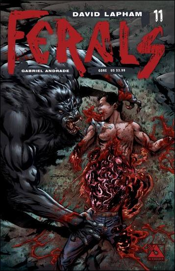 Ferals 11-C by Avatar Press