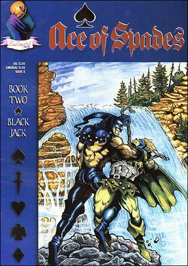 Ace of Spades (1993) 2-A by ZuZupetal Press