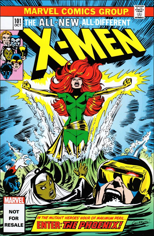 X-Men (1963) 101-C by Marvel