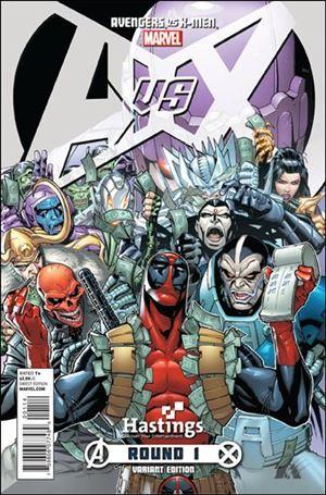 Avengers vs X-Men 1-I
