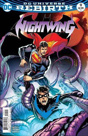 Nightwing (2016) 9-A