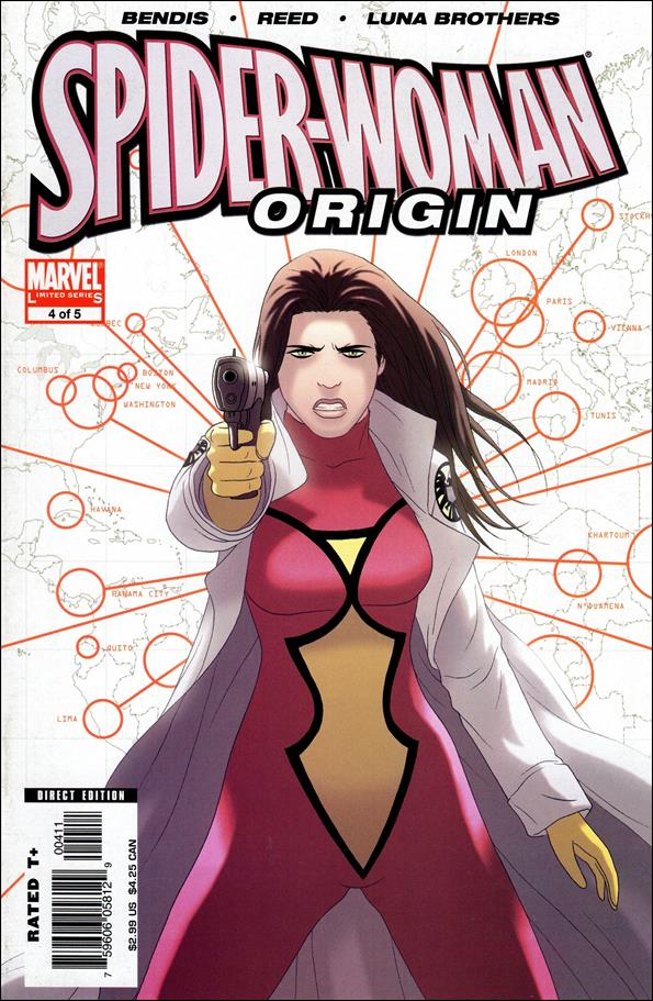 Spider-Woman: Origin 4-A by Marvel