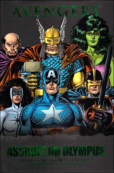 Avengers: Assault on Olympus nn-A by Marvel