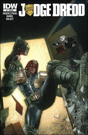 Judge Dredd (2012) 1-LE by IDW