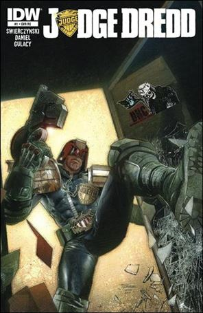 Judge Dredd (2012) 1-LE