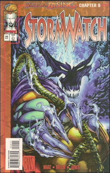 StormWatch (1993) 22-B by Image