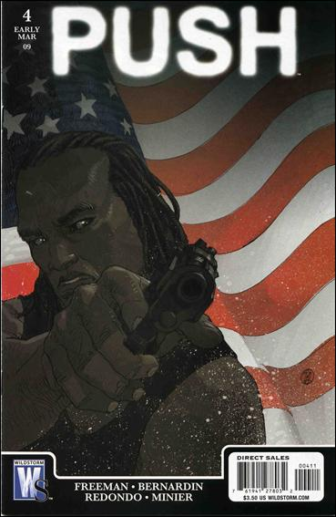 Push 4-A by WildStorm
