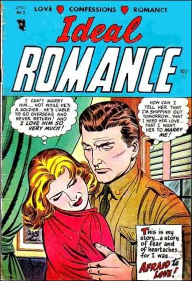 Ideal Romance 3-A by Key Publications