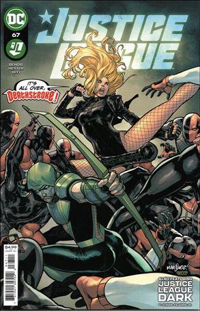 Justice League (2018) 67-A