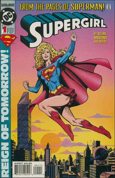 Supergirl (1994) 1-A by DC