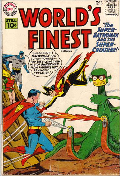 World's Finest Comics 117-A by DC