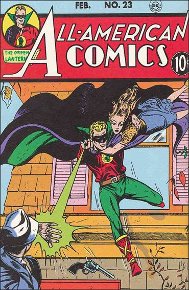All-American Comics (1939) 23-A by DC