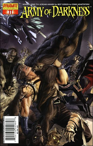 Army of Darkness (2006) 11-B by Dynamite Entertainment