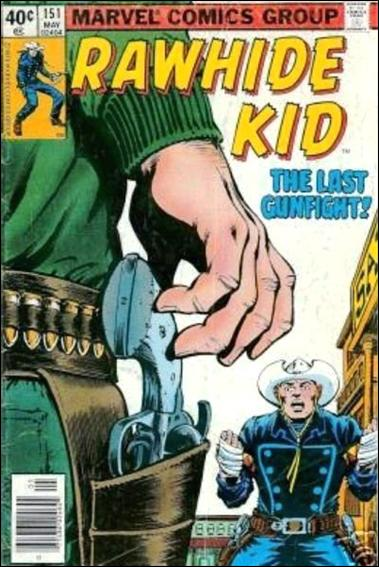 Rawhide Kid (1955) 151-A by Marvel