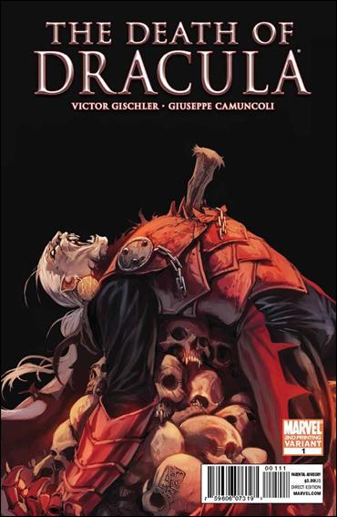 Death of Dracula 1-B by Marvel
