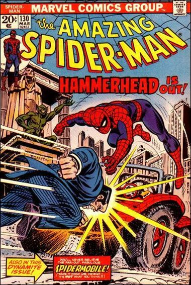 Amazing Spider-Man (1963) 130-A by Marvel