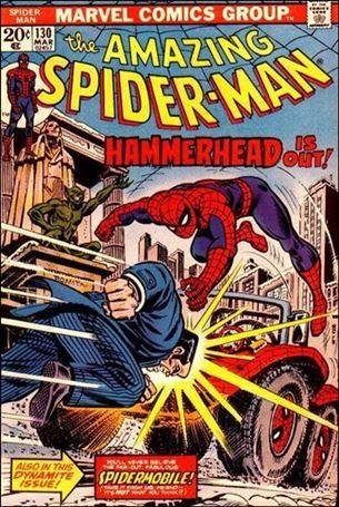Amazing Spider-Man (1963) 130-A