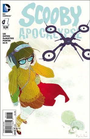 Scooby Apocalypse 1-G