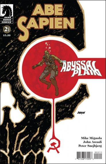 Abe Sapien: The Abyssal Plain 2-A by Dark Horse
