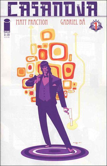 Casanova (2006) 1-A by Image