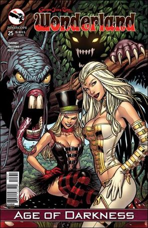 Grimm Fairy Tales Presents: Wonderland 25-C