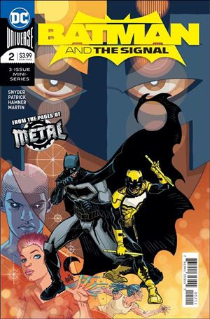 Batman and the Signal 2-A