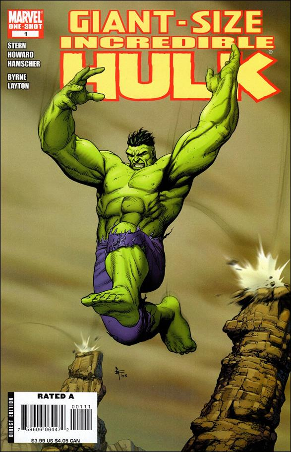 Giant-Size Incredible Hulk 1-A by Marvel