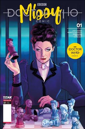 Doctor Who: Missy 1-A