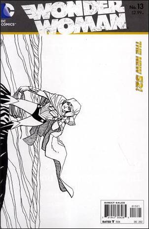 Wonder Woman (2011) 13-B by DC
