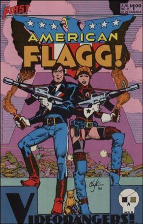 American Flagg! (1983) 11-A
