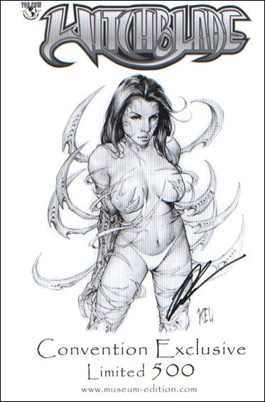 Witchblade 62-B by Top Cow