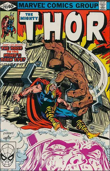 Thor (1966) 293-A by Marvel